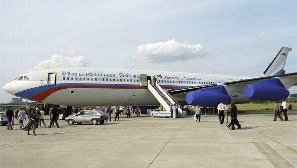 Il-96-400 - Sputnik Italia