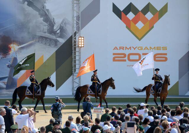 I Giochi militari internazionali in Russia