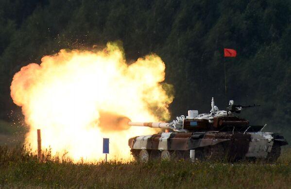 La Russia ospita la seconda edizione dei Giochi Militari Internazionali. - Sputnik Italia