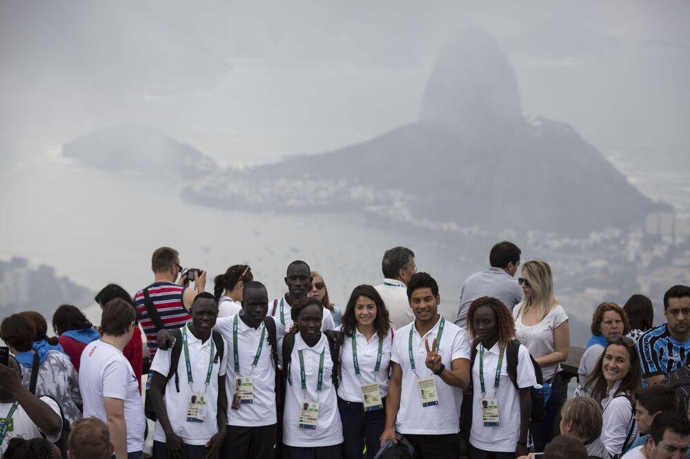 Nazionale senza patria: squadra di profughi per esibirsi alle Olimpiadi.