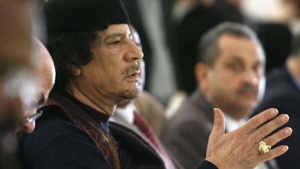 Muammar Gheddafi - Sputnik Italia
