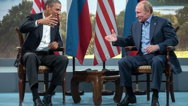 Putin e Obama - Sputnik Italia