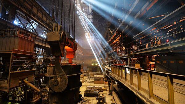 Novolipetsk Iron & Steel Works - Sputnik Italia