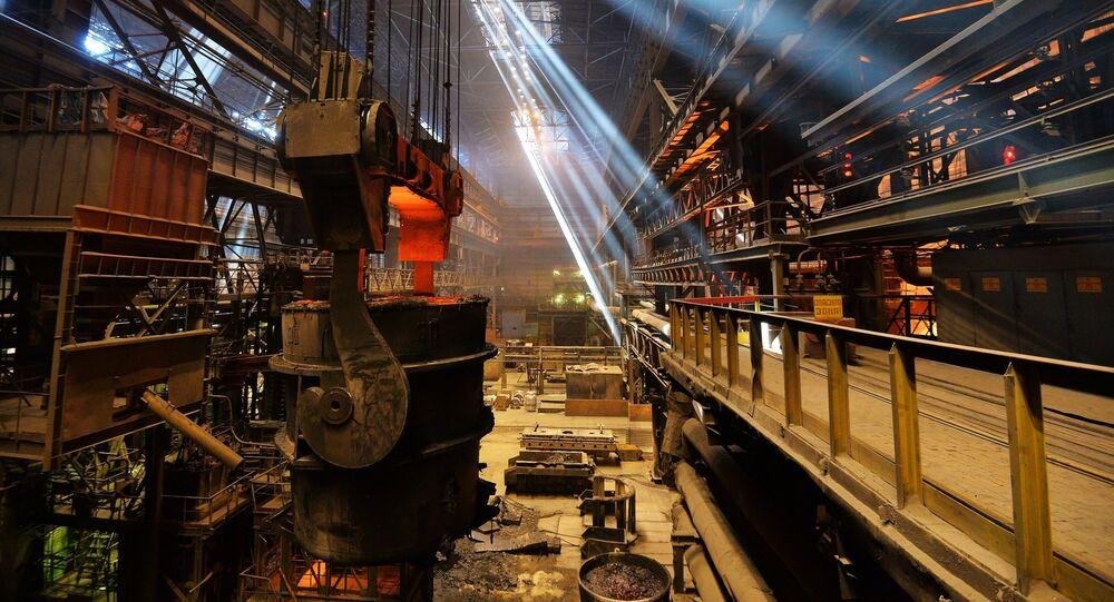 Impianto siderurgico di Novolipetsk
