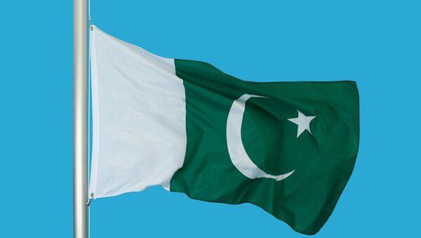 Flag of the Islamic Republic of Pakistan - Sputnik Italia