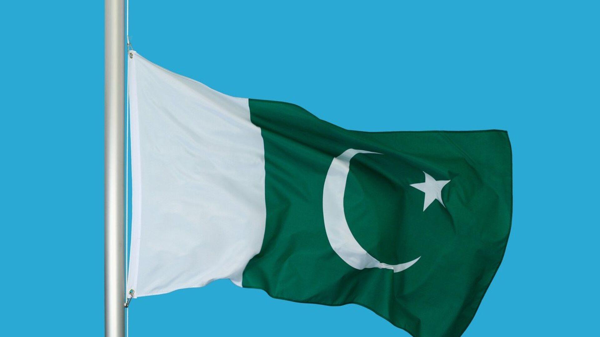 La bandiera del Pakistan - Sputnik Italia, 1920, 07.09.2021