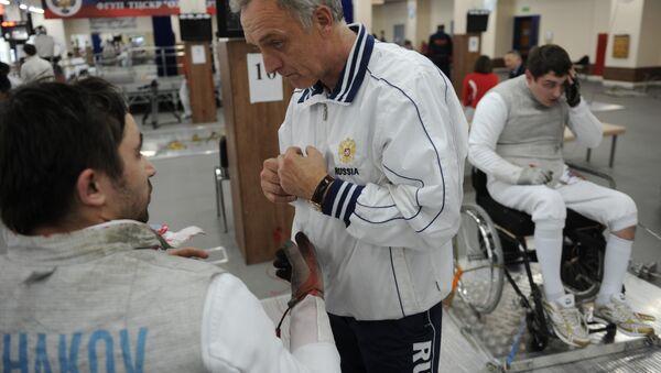 Alle Paralimpiadi di Rio la Russia nella scherma in carrozzina aveva qualificato 12 atleti, il numero massimo - Sputnik Italia