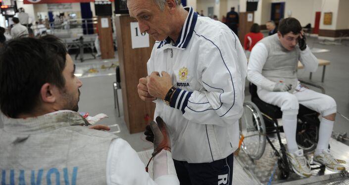Alle Paralimpiadi di Rio la Russia nella scherma in carrozzina aveva qualificato 12 atleti, il numero massimo