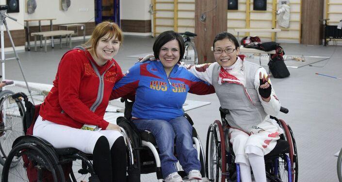 A febbraio di quest'anno le squadre di Cina e Russia si sono allenate insieme