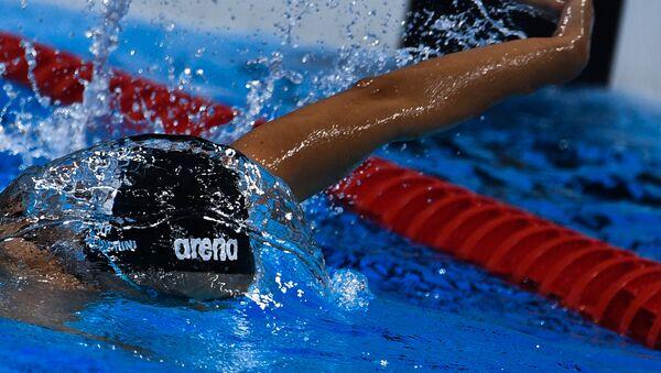 Federica Pellegrini alle Olimpiadi di Rio - Sputnik Italia