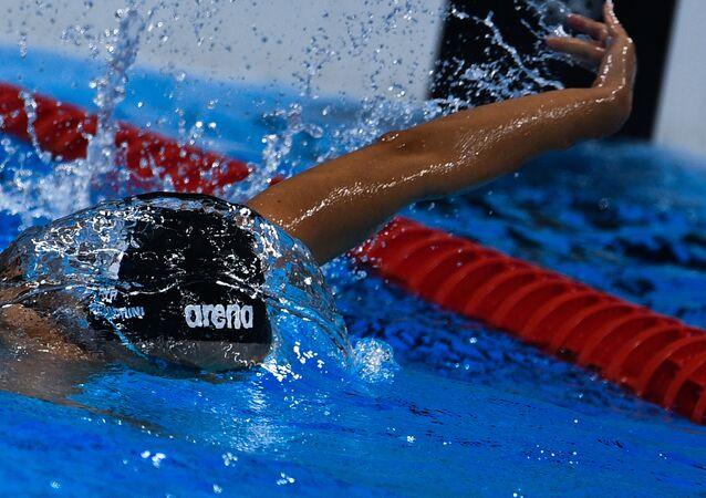 Federica Pellegrini alle Olimpiadi di Rio