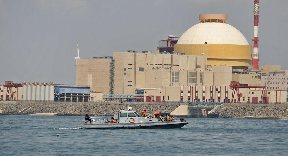 Centrale nucleare di Kudankulam
