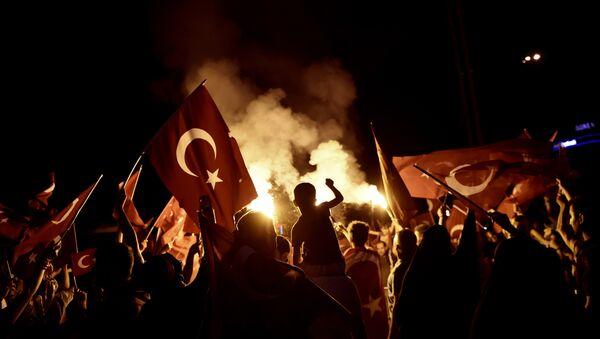 Il colpo di stato fallito in Turchia - Sputnik Italia
