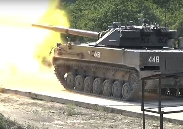 Le capacità dei mezzi militari delle truppe aviotrasportate russe