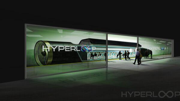 Hyperloop - Sputnik Italia