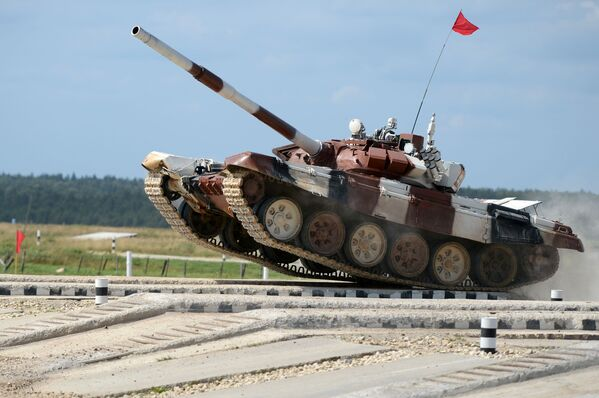 Giochi militari International Army Games - 2016. - Sputnik Italia