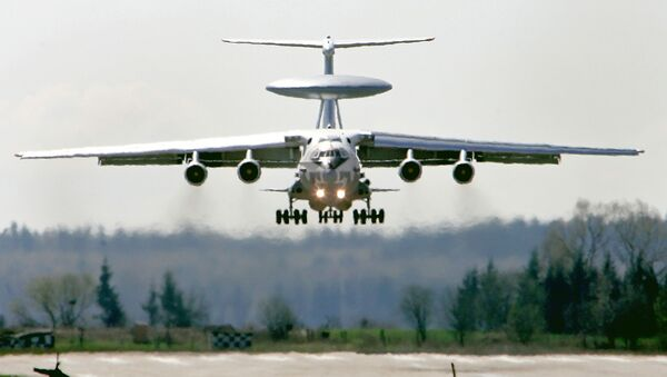 Russia's A-50 early-warning and guiding aircraft - Sputnik Italia
