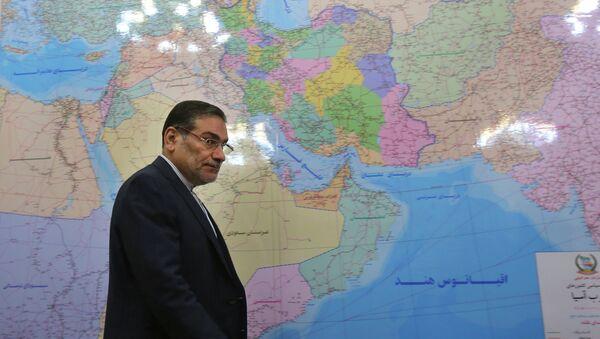 Secretary of Iran's Supreme National Security Council, Ali Shamkhani - Sputnik Italia