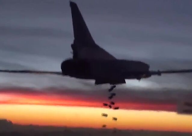 Cruise missiles hit ISIS targets in Syria