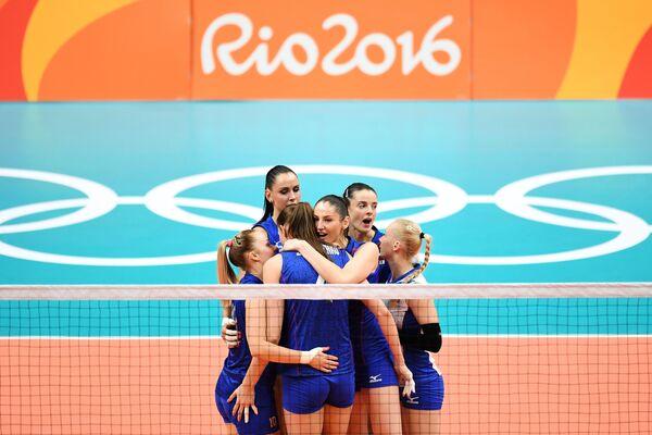 Belle e vincenti e russe - Sputnik Italia