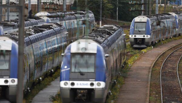 Treni regionale francesi (TER) - Sputnik Italia