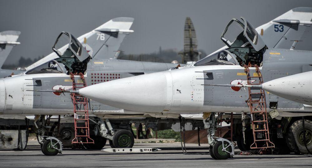 Caccia-bombardieri Su-24M2