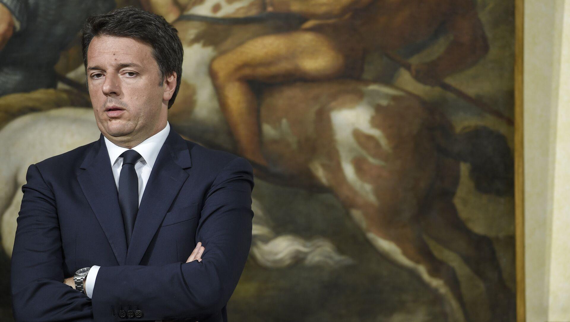 Matteo Renzi - Sputnik Italia, 1920, 13.04.2021