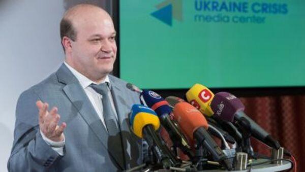 Заместитель главы администрации президента Украины Валерий Чалый - Sputnik Italia
