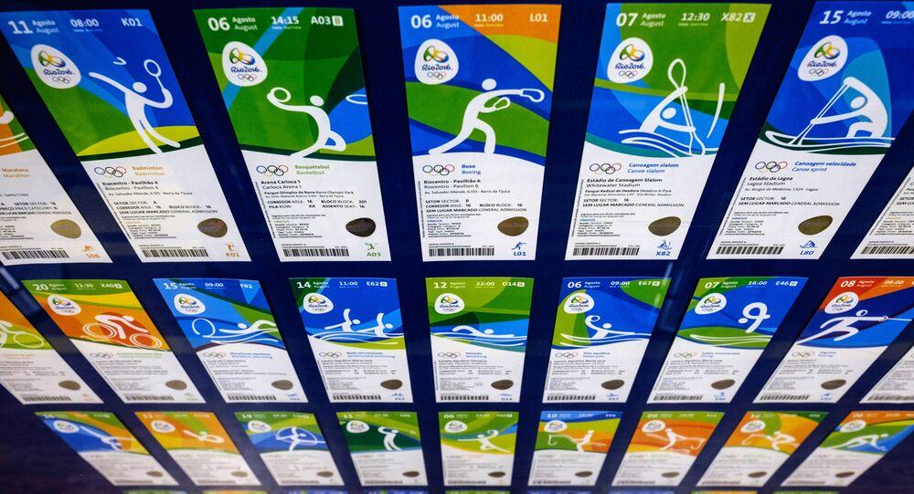 Biglietti per le Olimpiadi e Paralimpiadi 2016