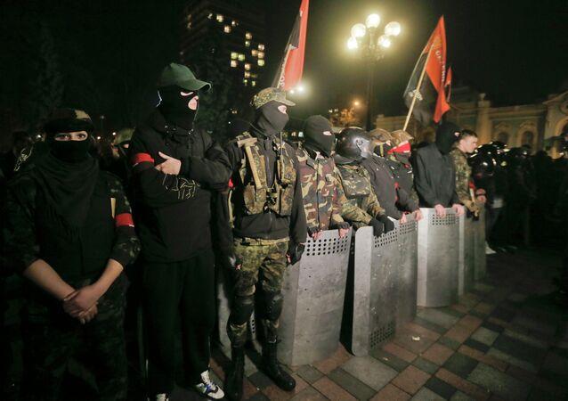 Neonazisti ucraini
