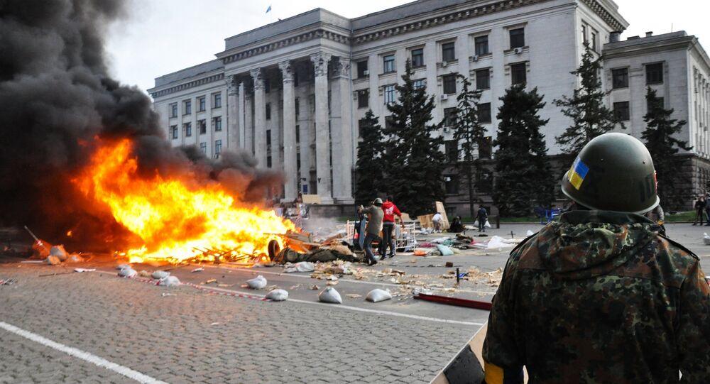 Rogo di Odessa (foto d'archivio)