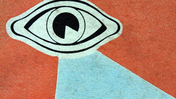 I-Spy logo - Sputnik Italia