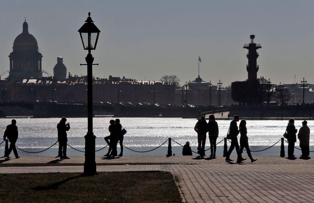 La Venezia del Nord, San Pietroburgo.