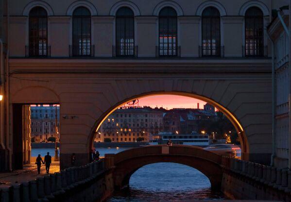 La Venezia del Nord, San Pietroburgo. - Sputnik Italia