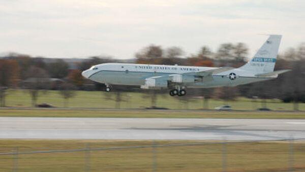 Boeing OC-135B Open Skies - Sputnik Italia