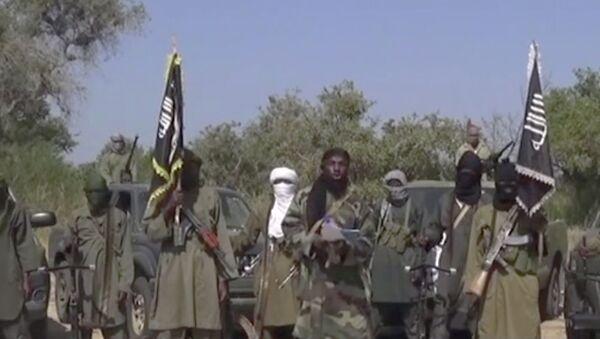 I guerriglieri nigeriani del gruppo terroristico Boko Haram. - Sputnik Italia