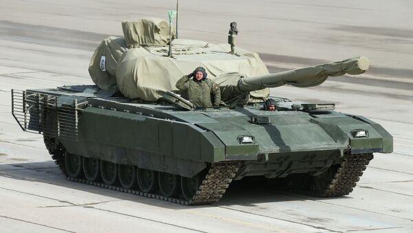 Carro armato Armata - Sputnik Italia