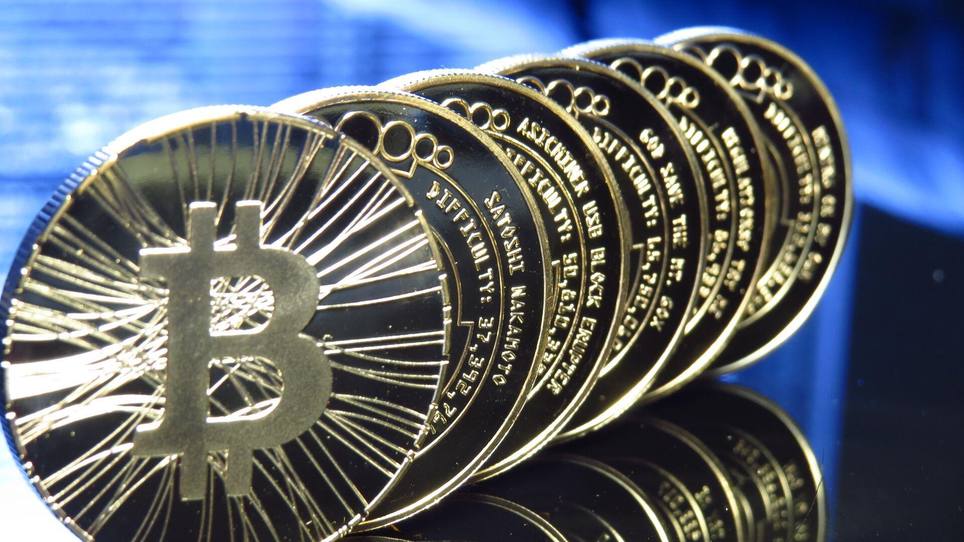 Bitcoin - Sputnik Italia, 1920, 15.06.2021