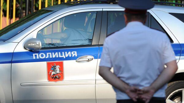 Agente della polizia russa - Sputnik Italia