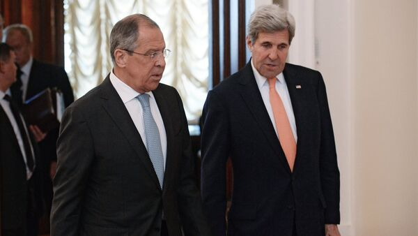 Incontro tra Lavrov e Kerry - Sputnik Italia