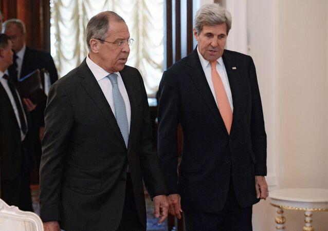 Incontro tra Lavrov e Kerry