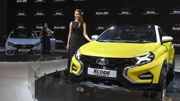 L'auto Lada Xcode - Sputnik Italia