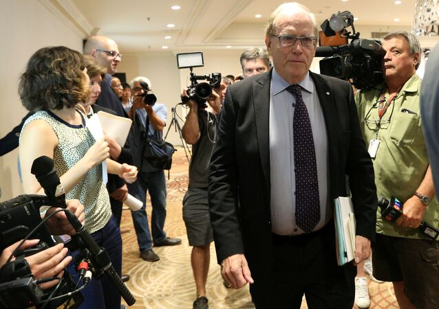 Richard McLaren, l'accusatore del sistema doping in Russia