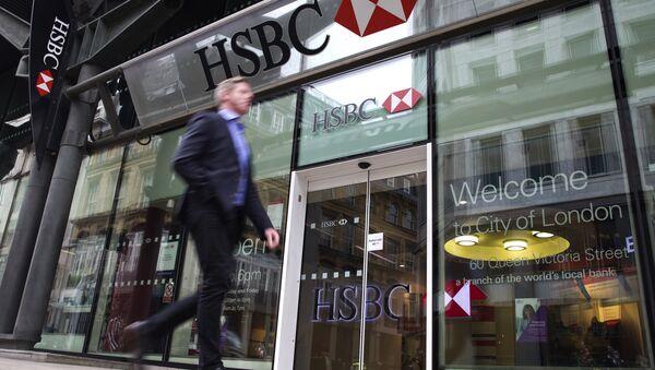 Banca HSBC - Sputnik Italia