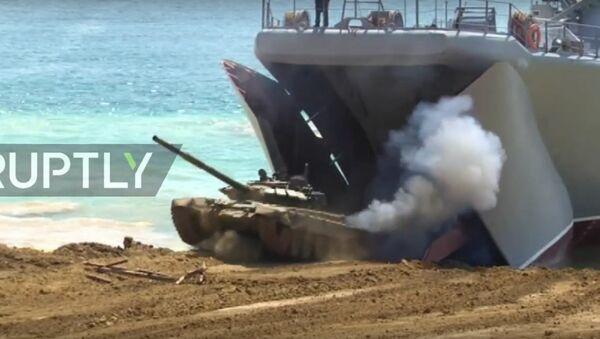 La flotta del Mar Nero è pronta alle esercitazioni in Crimea - Sputnik Italia