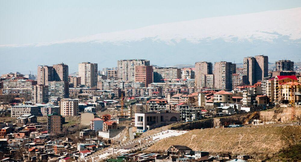 Yerevan (foto d'archivio)