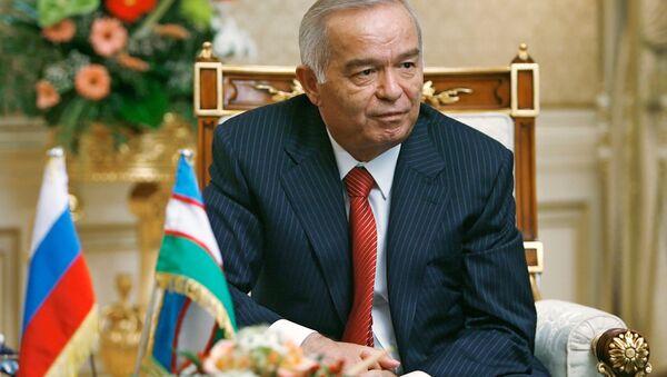 Islam Karimov - Sputnik Italia