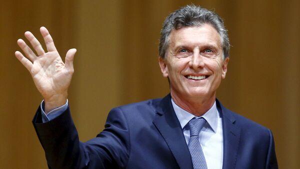 Presidente dell'Argentina Mauricio Macri - Sputnik Italia