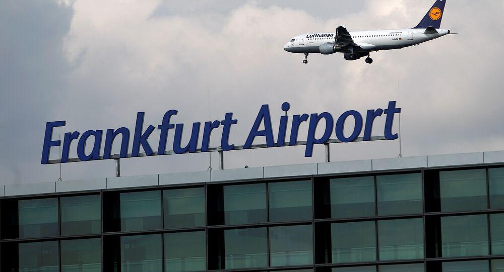 Aeroporto di Francoforte