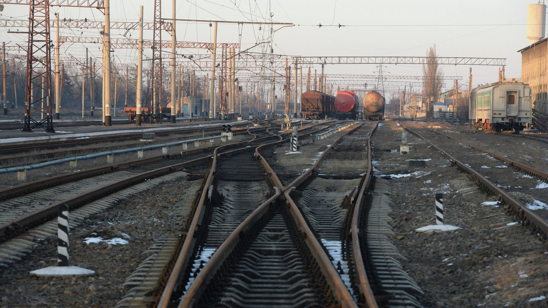 Ferrovia - Sputnik Italia, 1920, 07.06.2021